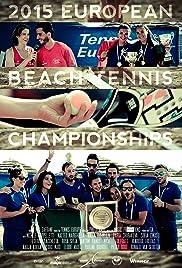 European Beach Tennis Championships Poster