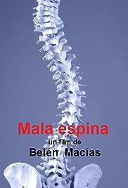 Mala espina Poster