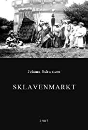 Sklavenmarkt Poster