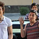 Enrique Gil, Yves Flores, Jon Lucas, and Alex Diaz in Just the Way You Are (2015)