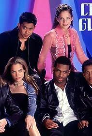 Dionysio Basco, Steven Daniel, Marissa Dyan, Wesley Jonathan, Caitlin Mowrey, and Scott Whyte in City Guys (1997)