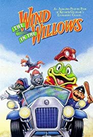 The Wind in the Willows (1987) Poster - Movie Forum, Cast, Reviews