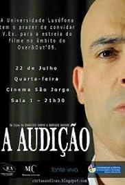 A Audição Poster