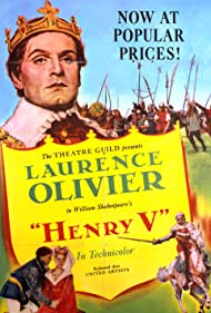 The Chronicle History of King Henry the Fifth with His Battell Fought at Agincourt in France (1944)