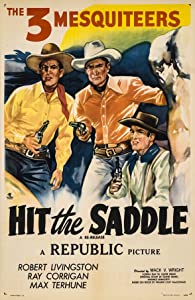 Hit the Saddle by Ray Taylor