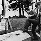 James Farentino and Michael Pataki in Dead & Buried (1981)