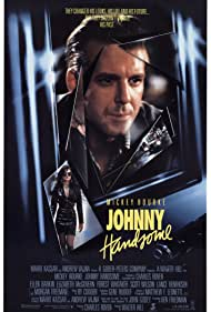 Ellen Barkin and Mickey Rourke in Johnny Handsome (1989)