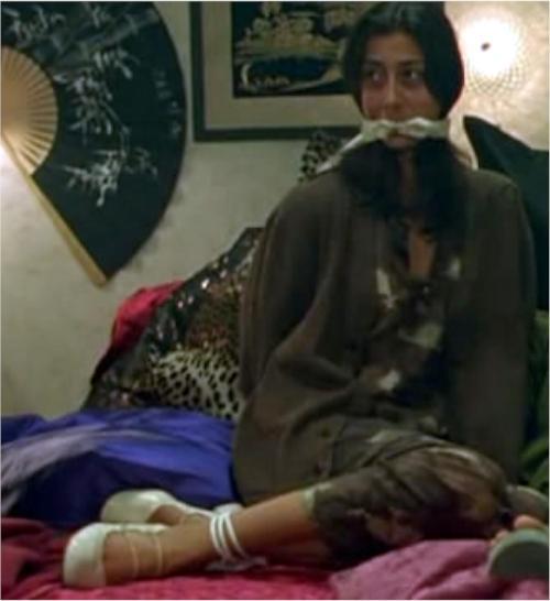 Roja Ansarf in Die rote Meile (1999)