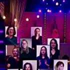 Josh Groban, Kelly Clarkson, and Alison Deyette in Lily Collins/Alison Deyette/Josh Groban (2020)