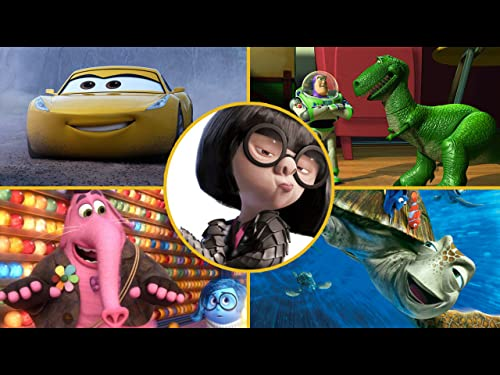 9 to Know: Pixar Scene Stealers