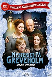 Mysteriet på Greveholm - Grevens återkomst Poster - TV Show Forum, Cast, Reviews