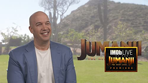"'Jumanji' Filmmakers Are Taking Things to the ""Next Level"""
