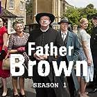 Nancy Carroll, Sorcha Cusack, Hugo Speer, Mark Williams, Alex Price, and Kasia Koleczek in Father Brown (2013)
