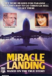 Miracle Landing (1990) Poster - Movie Forum, Cast, Reviews