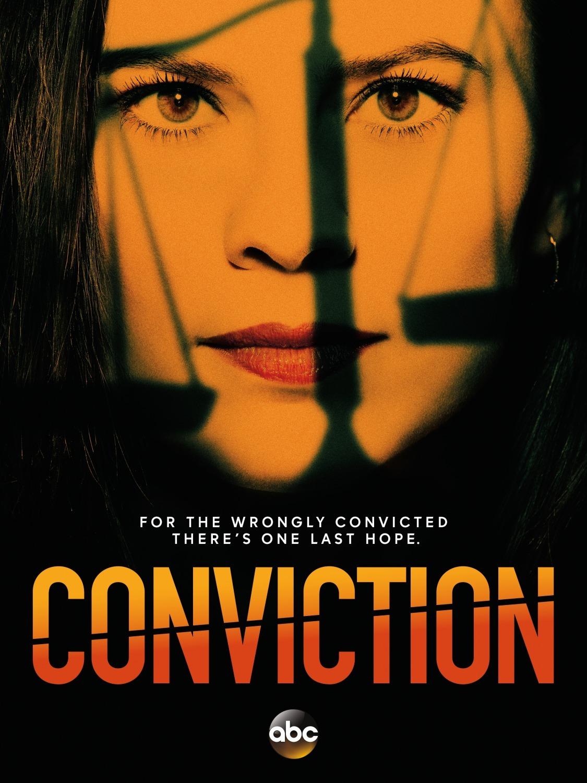 Nuteistieji (1 Sezonas) / Conviction Season 1