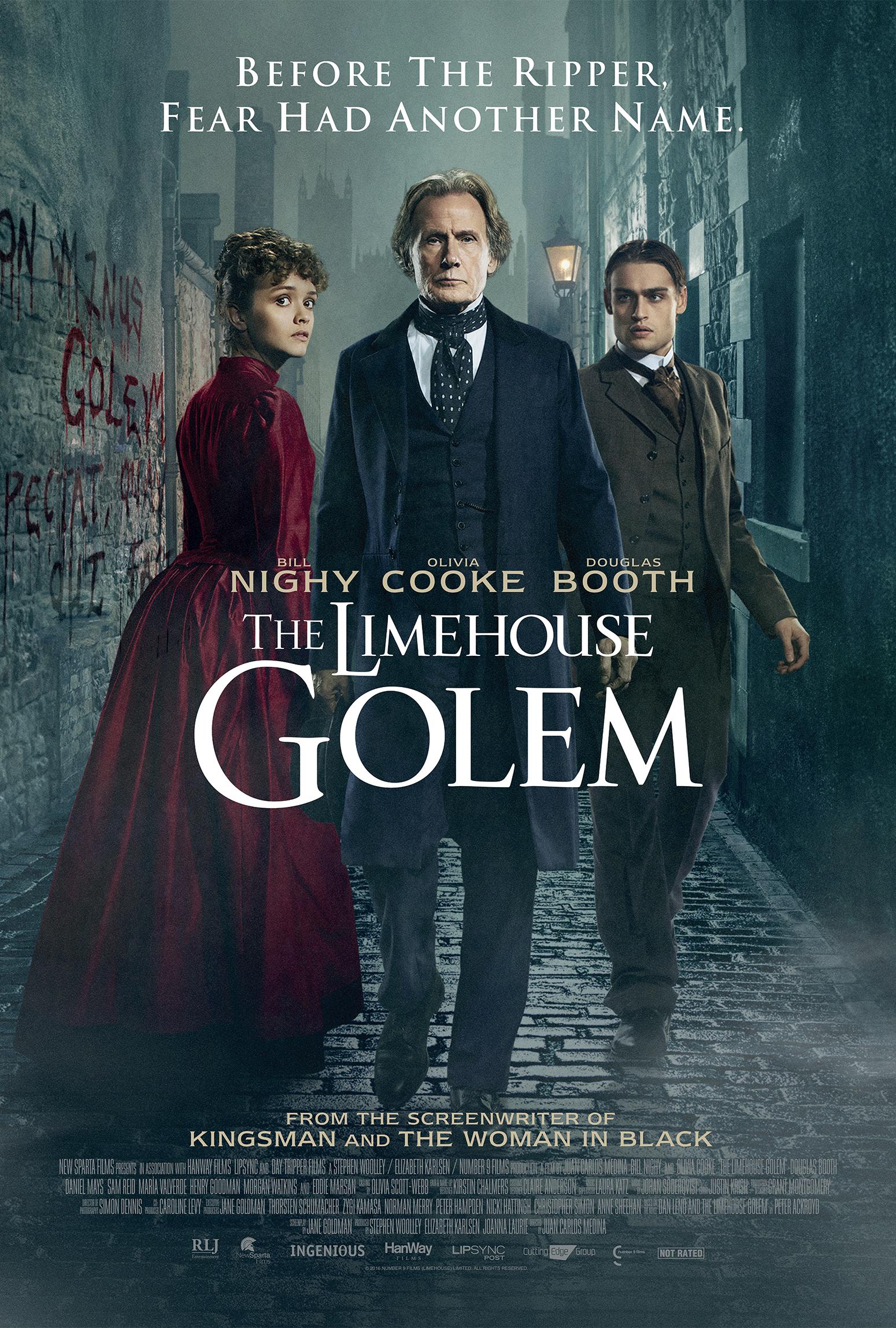 The Limehouse Golem (2016) BluRay 480p, 720p & 1080p