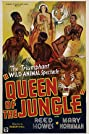 Queen of the Jungle (1935) Poster