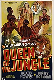 Queen of the Jungle Poster