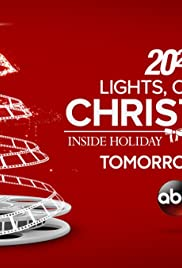 Lights, Cameras, Christmas! Inside Holiday Movies Poster