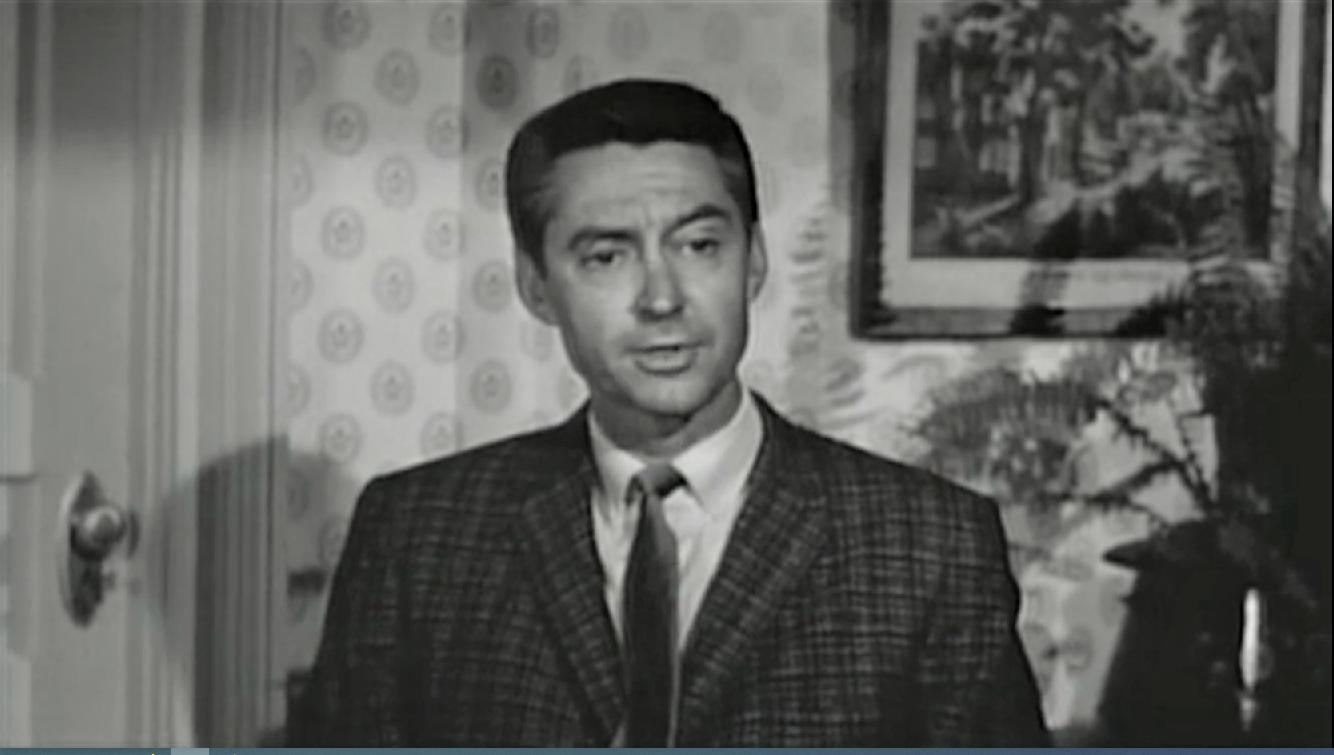 James Griffith in The Amazing Transparent Man (1960)