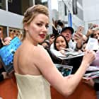 Amber Heard at an event for Her Smell (2018)
