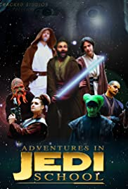 Adventures in Jedi School Poster