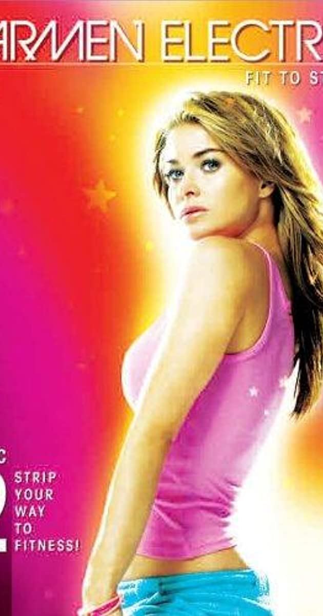 Carmen Electra's Fit to Strip (Video 2004) - IMDb