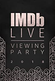 IMDb LIVE Viewing Party: Academy Awards 2018 Poster
