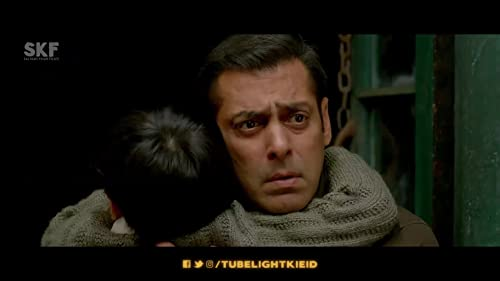 Tubelight Teaser Trailer