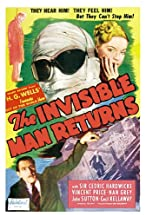 Primary image for The Invisible Man Returns