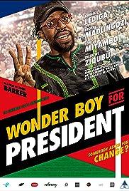 Wonder Boy for President Poster