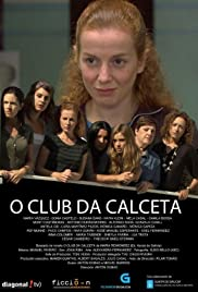 O club da calceta Poster