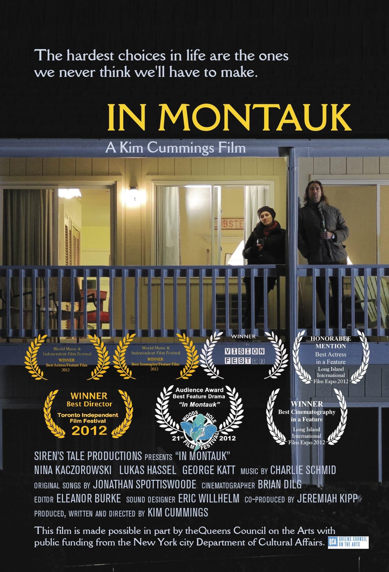 In Montauk on FREECABLE TV