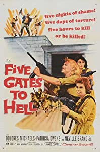 Five Gates to Hell Nicholas Ray
