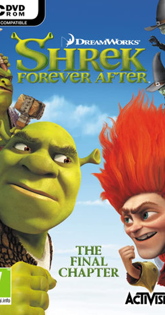 Shrek Forever After The Game Video Game 2010 Imdb