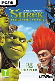 Shrek Forever After: The Game Poster