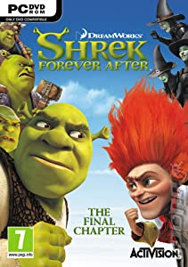 Shrek Forever After: The Game movie download in hd