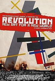 Revolution: New Art for a New World Poster