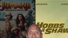 What The 'Hobbs & Shaw' Cast Is Watching