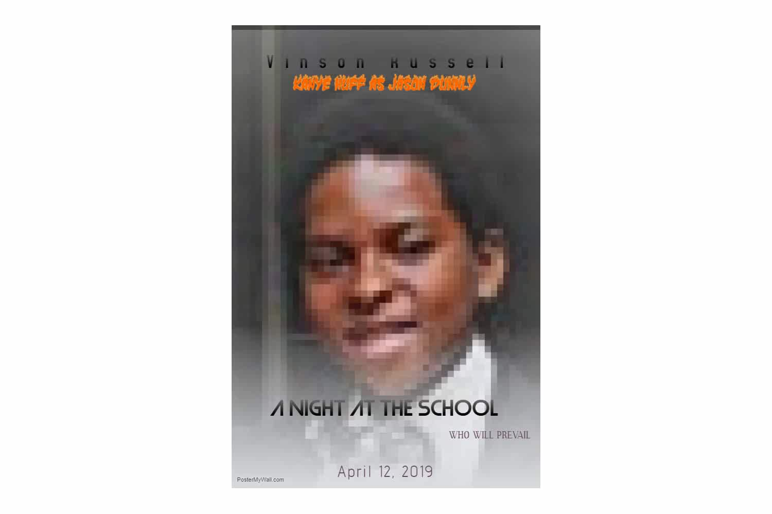 A Night at the School (2019)