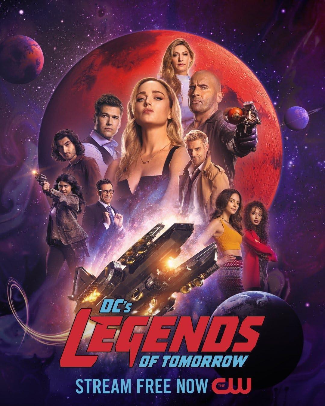 DC's Legends of Tomorrow – Season 5