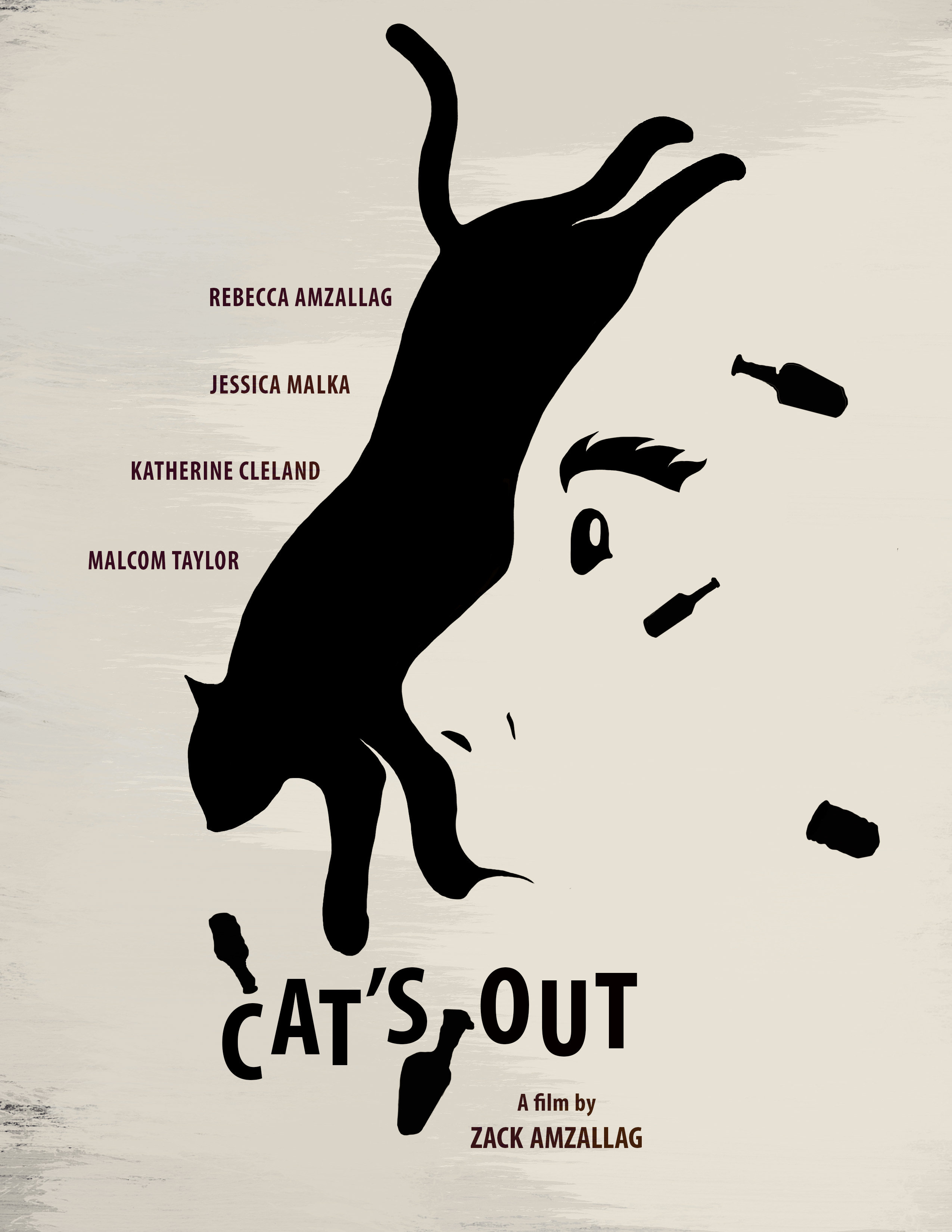 Cat's Out (2014)