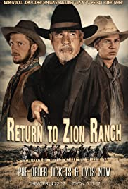 Return to Zion Ranch Poster