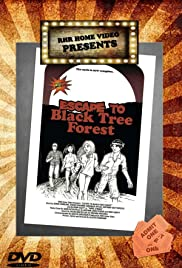 Escape to Black Tree Forest Poster
