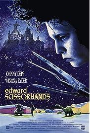 Edward Scissorhands (1990) film en francais gratuit