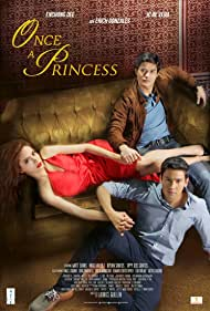 JC de Vera, Erich Gonzales, and Enchong Dee in Once a Princess (2014)
