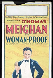 Woman-Proof Poster
