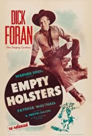Empty Holsters Poster