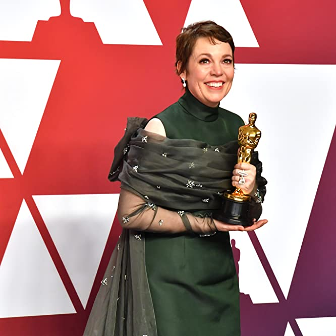 Olivia Colman at an event for The Oscars (2019)