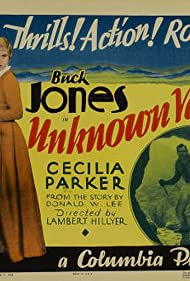 Buck Jones and Cecilia Parker in Unknown Valley (1933)